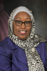 Honorable Lady Justice Jamila Mohammed